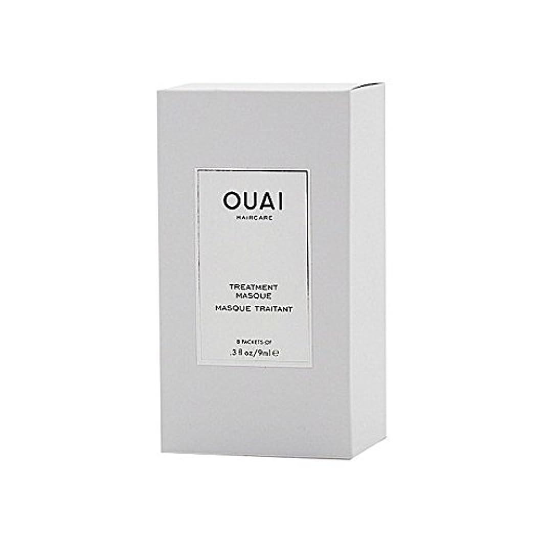 郵便物方向謎めいたOuai Treatment Masque 8 X 9ml - トリートメントマスク8×9ミリリットル [並行輸入品]