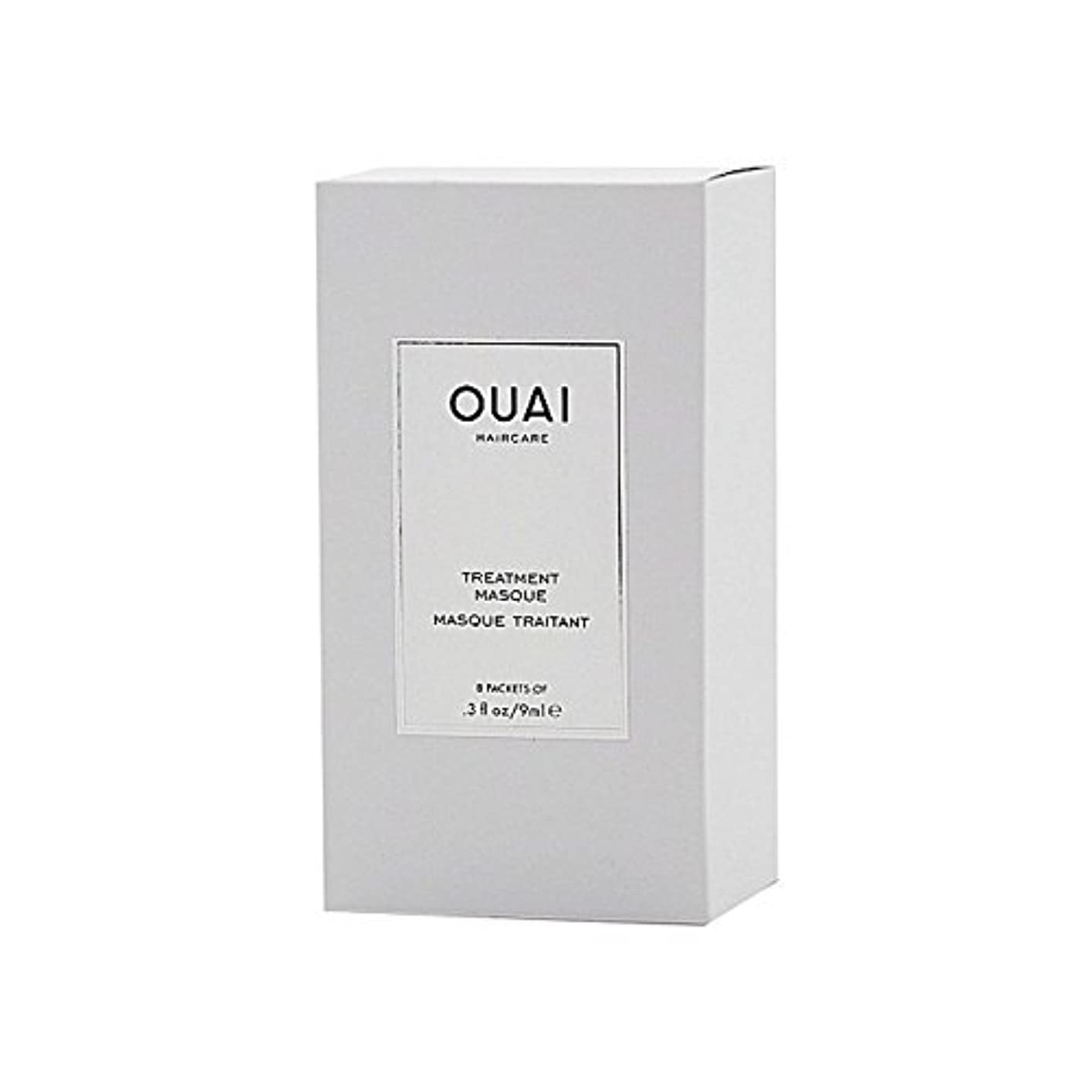 アマゾンジャングル息子予定Ouai Treatment Masque 8 X 9ml - トリートメントマスク8×9ミリリットル [並行輸入品]