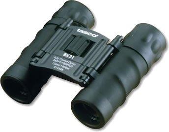 TASCO(タスコ) 双眼鏡(ビノキュラー) ブラック 8×21mm US165RB