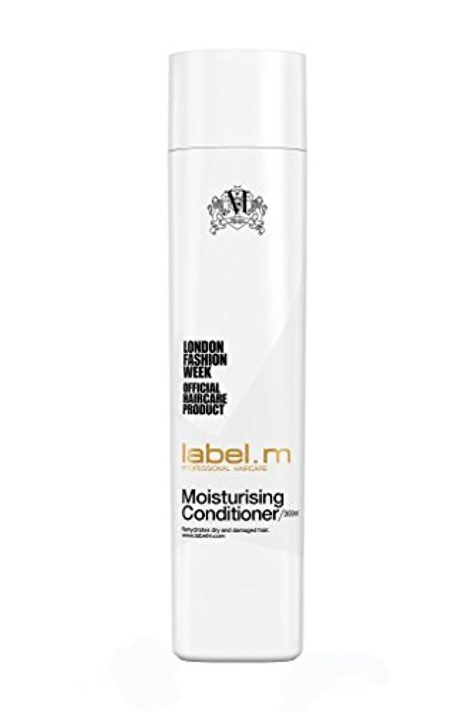 ハリケーン帝国主義透けるLabel MMoisturising Conditioner (For Dry and Damaged Hair) 300ml/10.1oz【海外直送品】