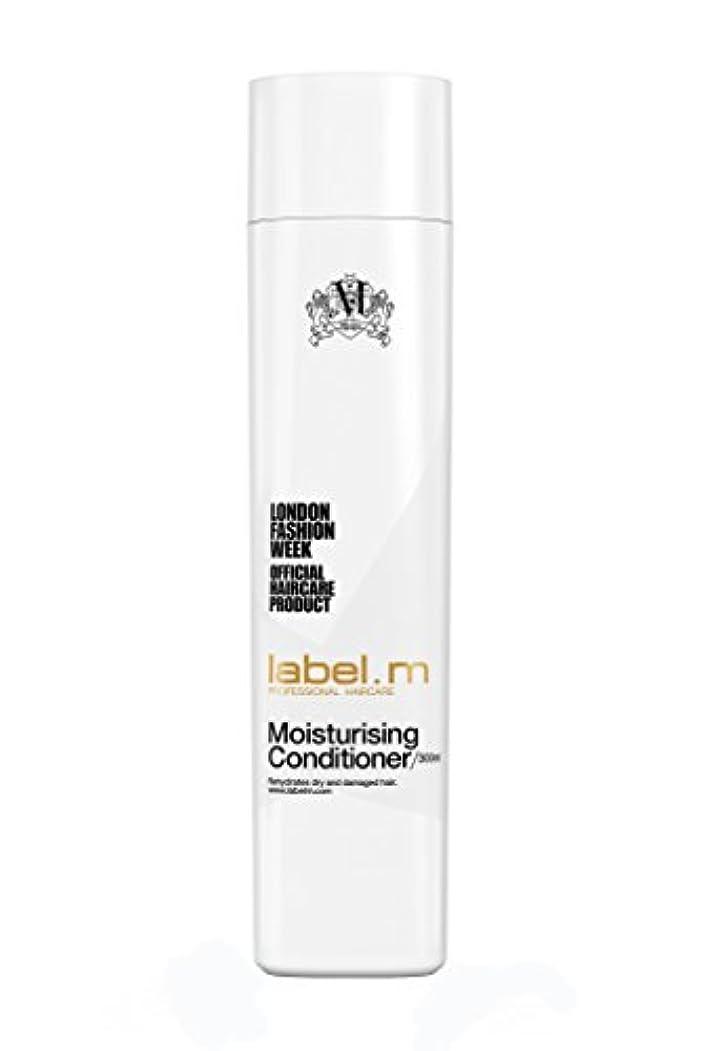 つづり化学者単独でLabel MMoisturising Conditioner (For Dry and Damaged Hair) 300ml/10.1oz【海外直送品】
