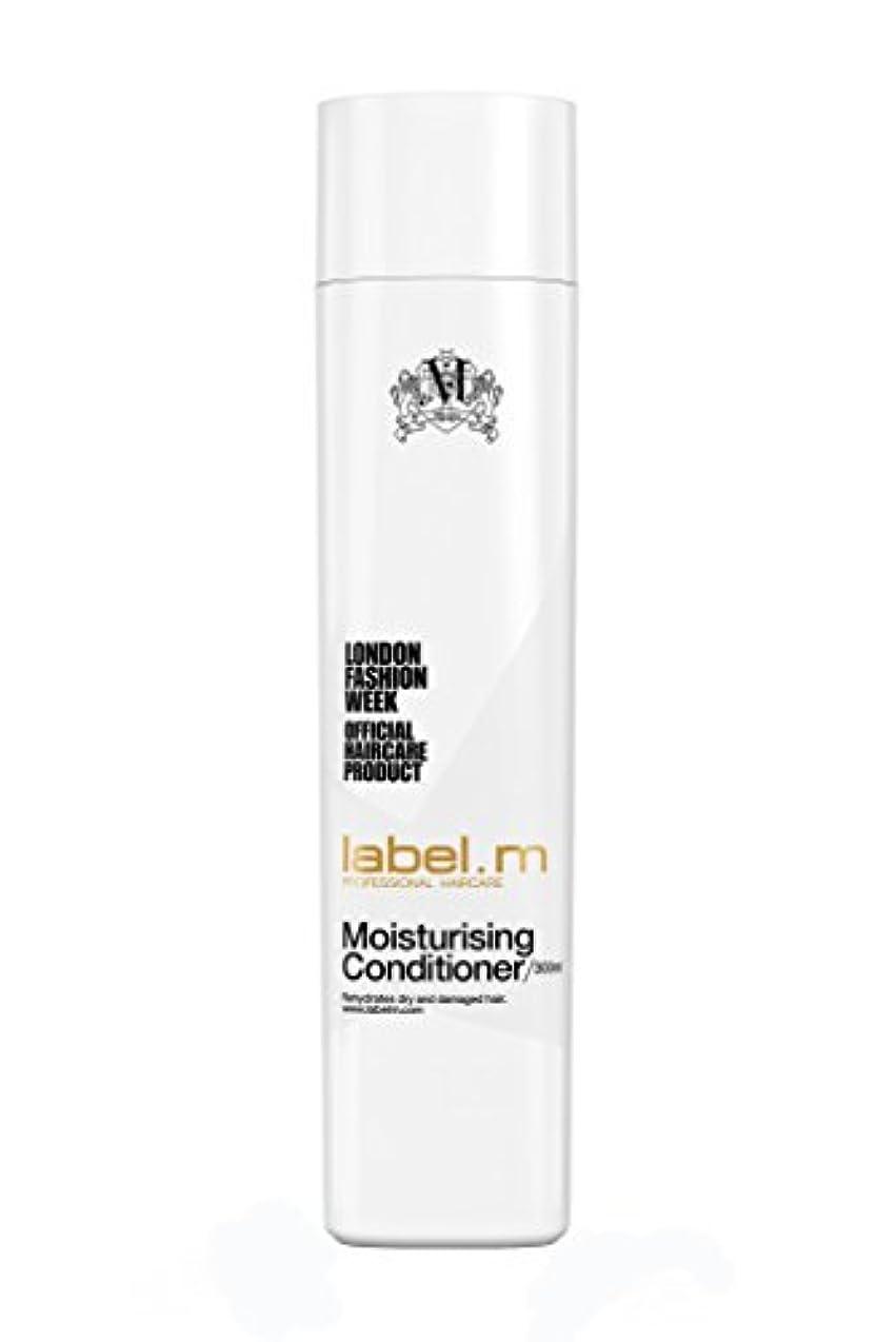 前方へ揮発性世界的にLabel MMoisturising Conditioner (For Dry and Damaged Hair) 300ml/10.1oz【海外直送品】