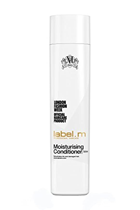 失礼な動揺させる広がりLabel MMoisturising Conditioner (For Dry and Damaged Hair) 300ml/10.1oz【海外直送品】