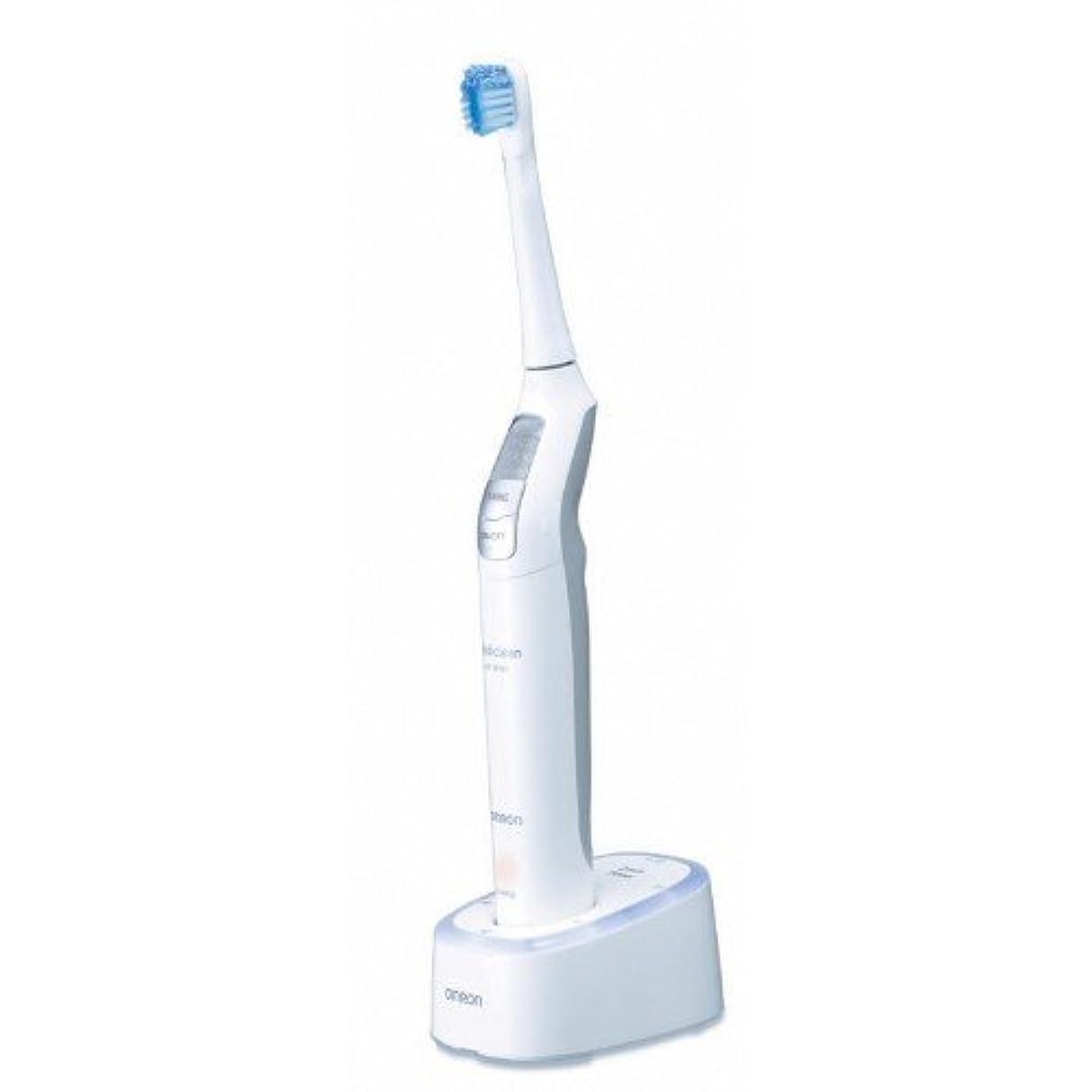 ランドマーク含める人口オムロン 音波式電動歯ブラシ メディクリーン HT-B551