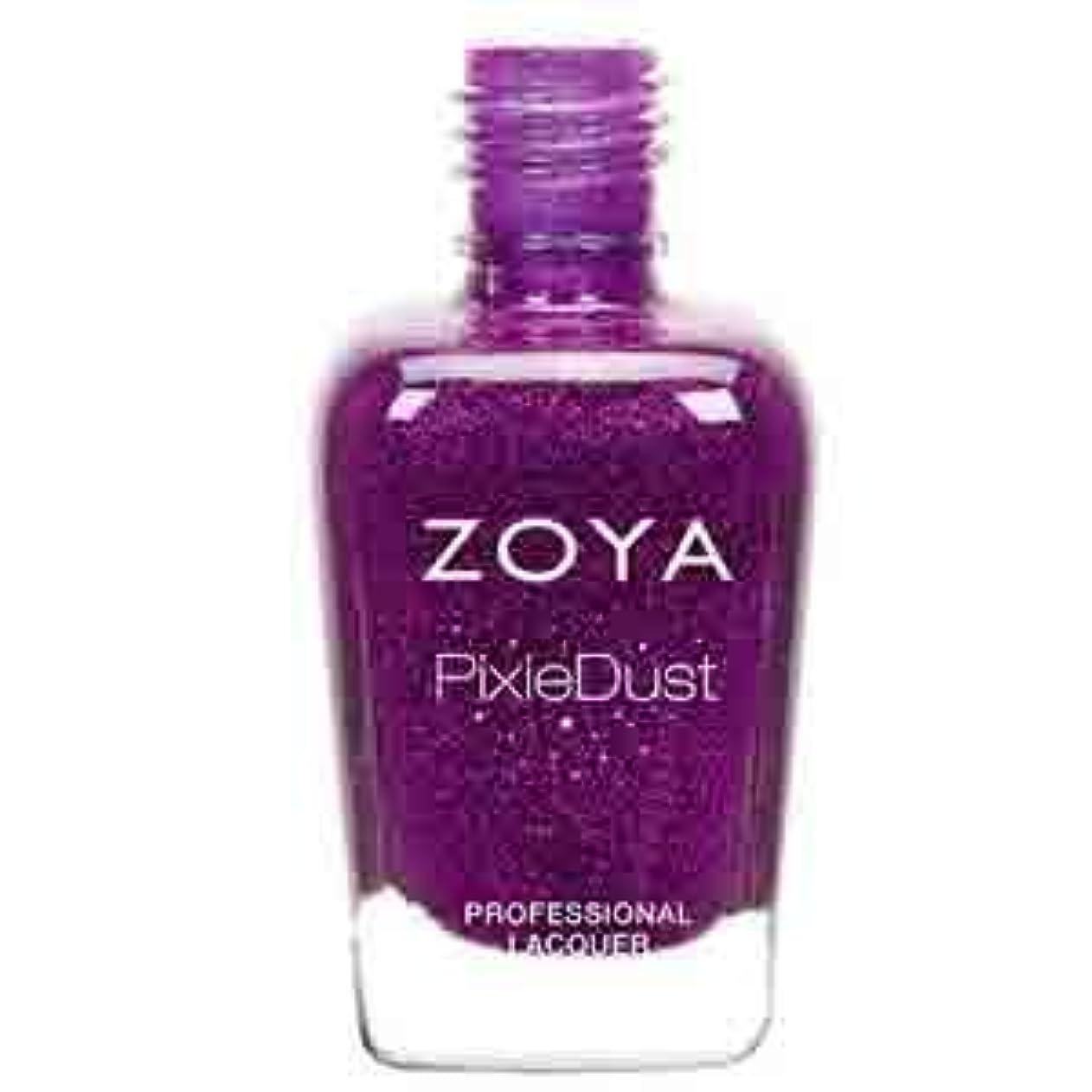 情熱的シリング透過性【ZOYA 】ZP701 Carter(Pixie Dust Fallコレクション)