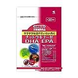 Kobayashi Pharmaceuticalその他 小林製薬の栄養補助食品 ナットウキナーゼDHA 30粒の画像