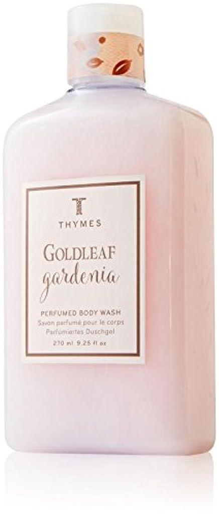 より良いチェスをするスキャンThymes Goldleaf Gardenia Body Wash