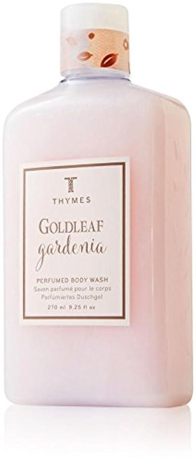 無数のコンプライアンス順応性のあるThymes Goldleaf Gardenia Body Wash
