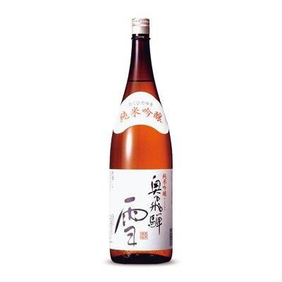 雪 純米吟醸 1800ml