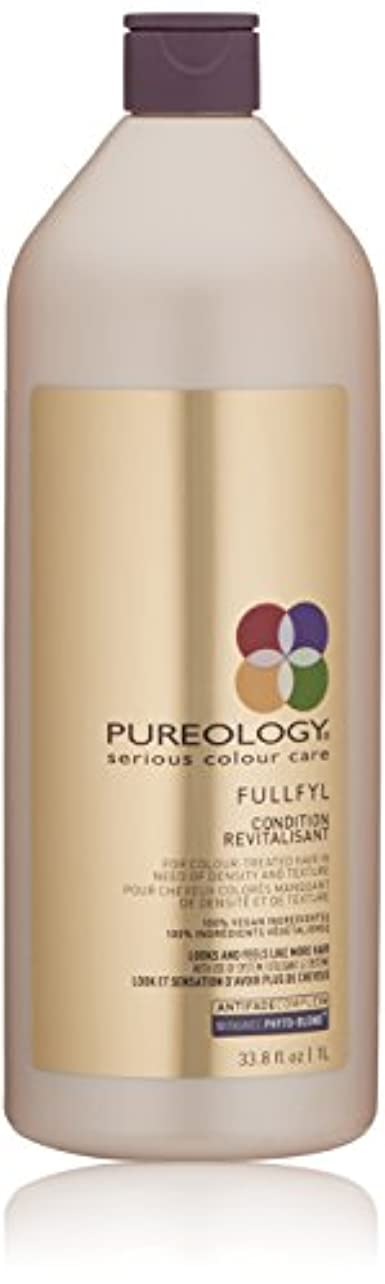 増幅不誠実マーキーPureology Fullfyl Conditioner 980ml