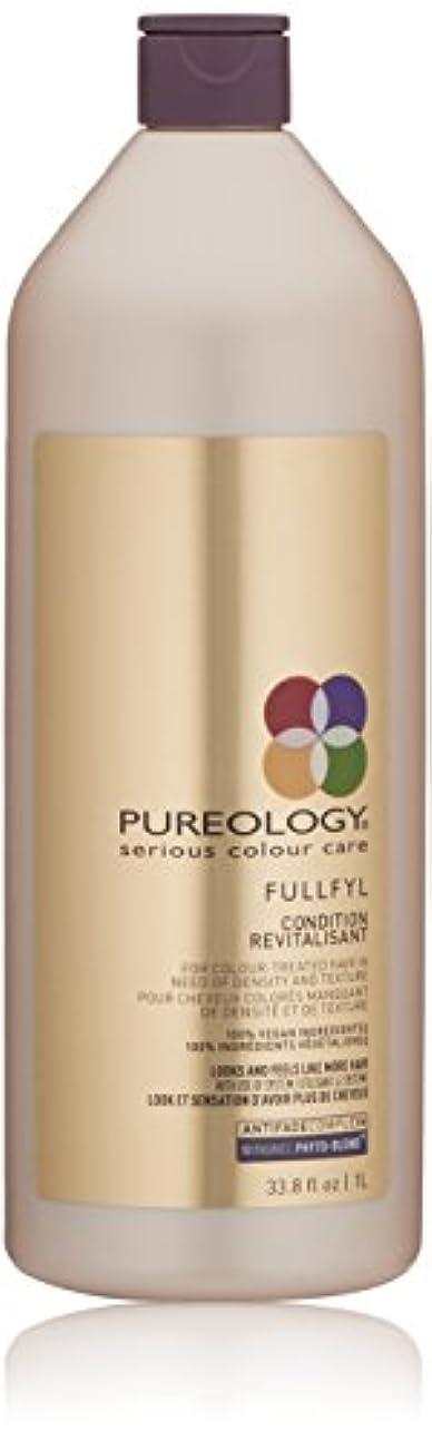 オーバーコートまた明日ね観客Pureology Fullfyl Conditioner 980ml