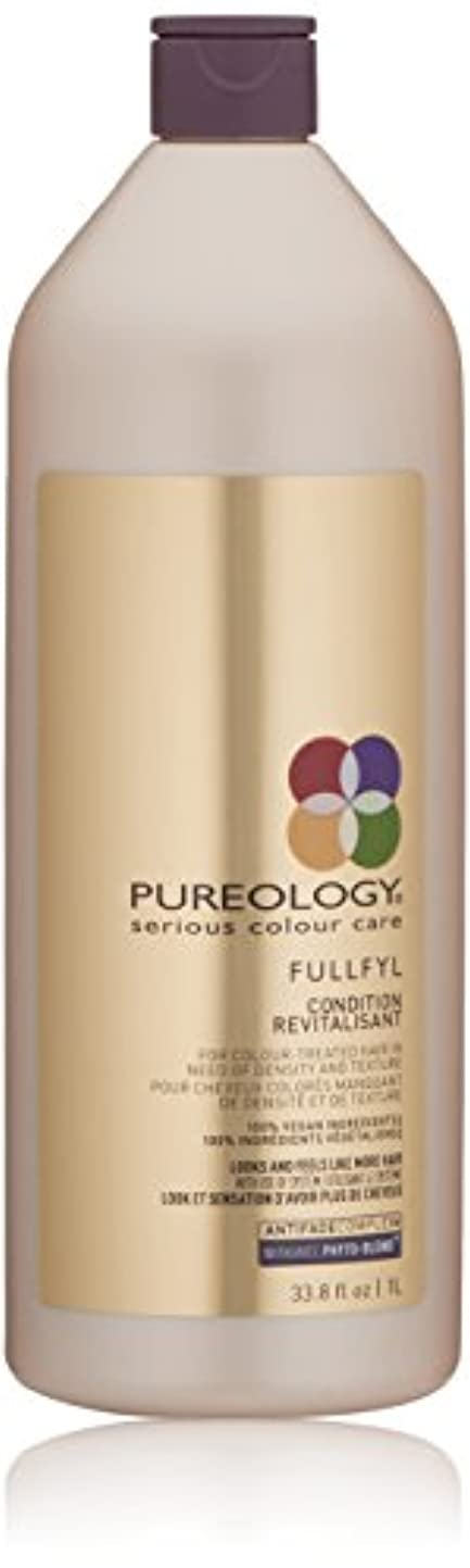 絡み合い抜粋谷Pureology Fullfyl Conditioner 980ml