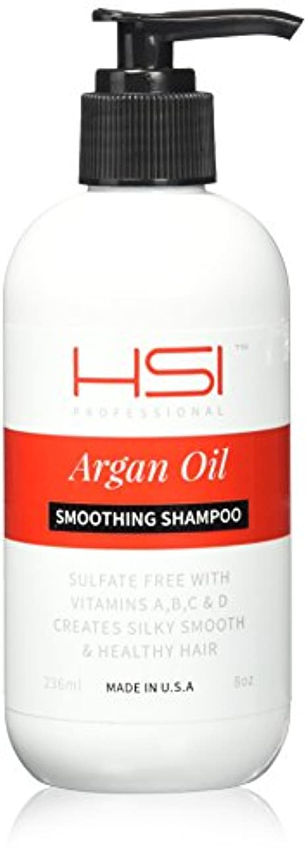 運動する乳製品グリルSmoothing Shampoo with Argan Oil, 8 oz