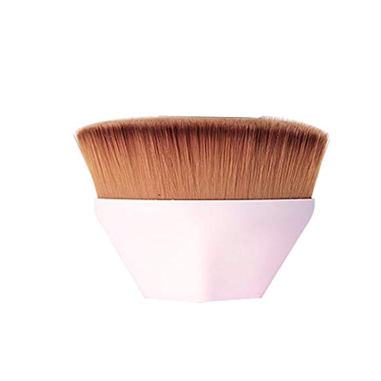 役職求める探偵YuJiny メイクアップブラシ 粧ブラシ 可愛い 化粧筆 肌に優しい ファンデーションブラシ アイシャドウブラシ 携帯便利 (ホワイト)