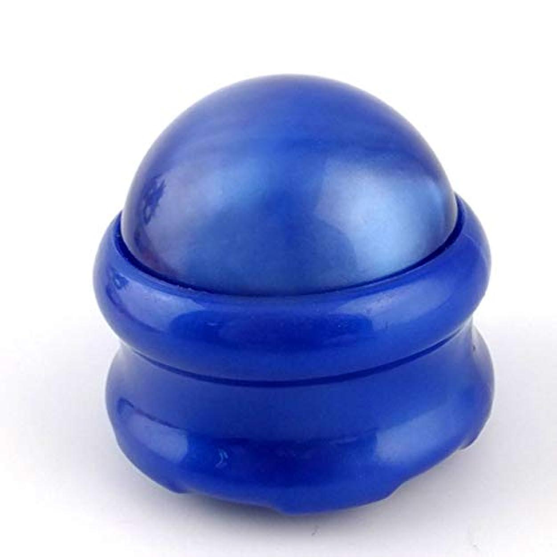 紫の生活消費HAMILO マッサージボール 健康器具 ローラー 肩 腰 足裏 首すじ コロコロ マッサージ (2個セット)