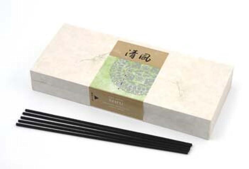 概してフォームモンゴメリーFresh Breeze (sei-fu) – Shoyeido Premium Daily Incense – 150スティックボックス