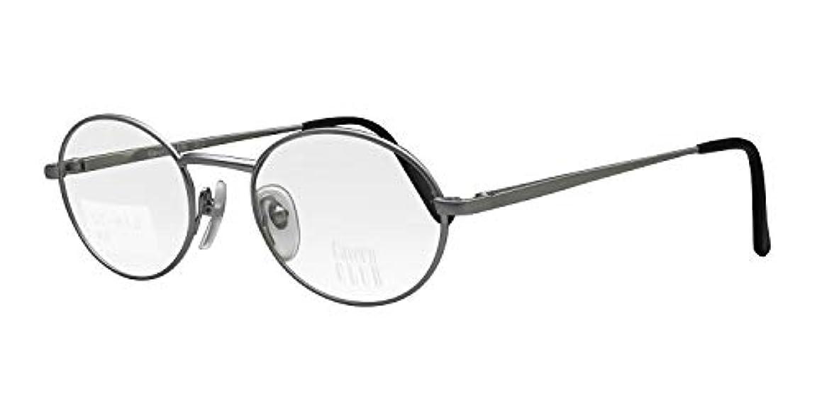 鯖江ワークス(SABAE WORKS) 老眼鏡 オーバル バネ蝶番 広い視界 CC810MS +1.00