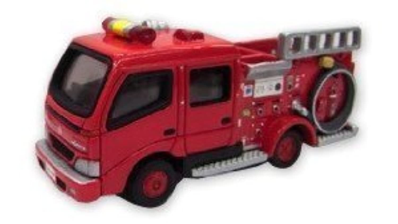 トミカリミテッド 0100 モリタ CD-I型 ポンプ消防車