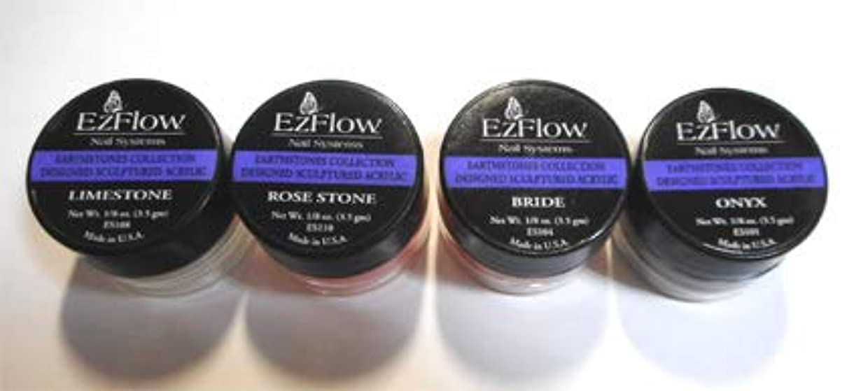 毒性致命的なトリップEzFlow カラーパウダー 1/8oz アースストーン(4色)ES108 ライムストーン?ES110 ローズストーン?ES104 ブライド?ES101 オニキス