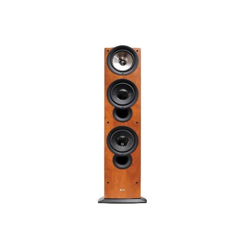 KEF iQ90DA Floor Standing Speaker (Single, Dark Apple) [並行輸入品]