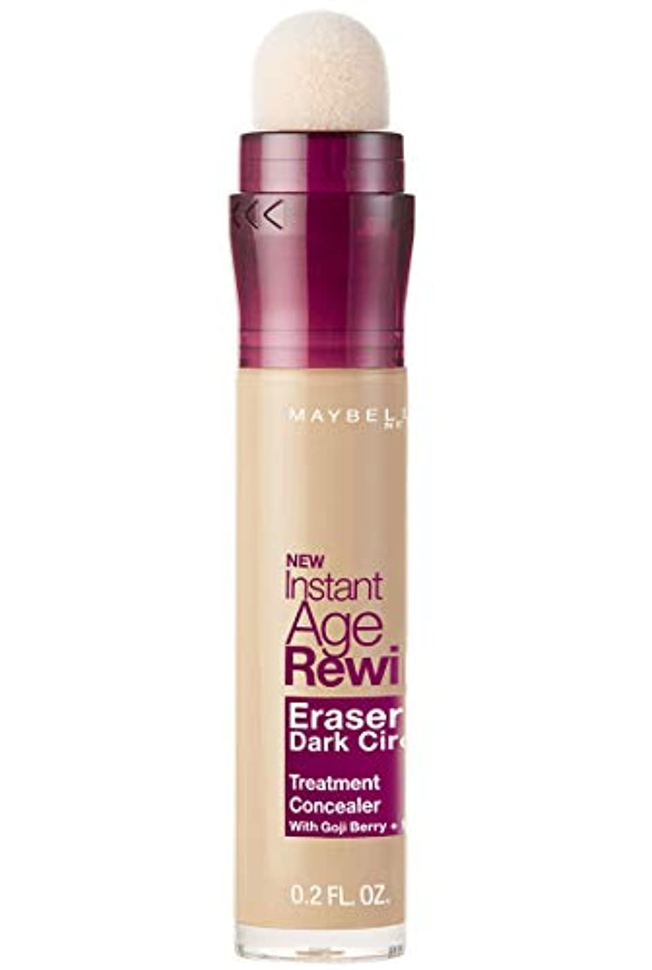 居心地の良い親デンマーク語MAYBELLINE Instant Age Rewind Eraser Dark Circles + Treatment Light (並行輸入品)