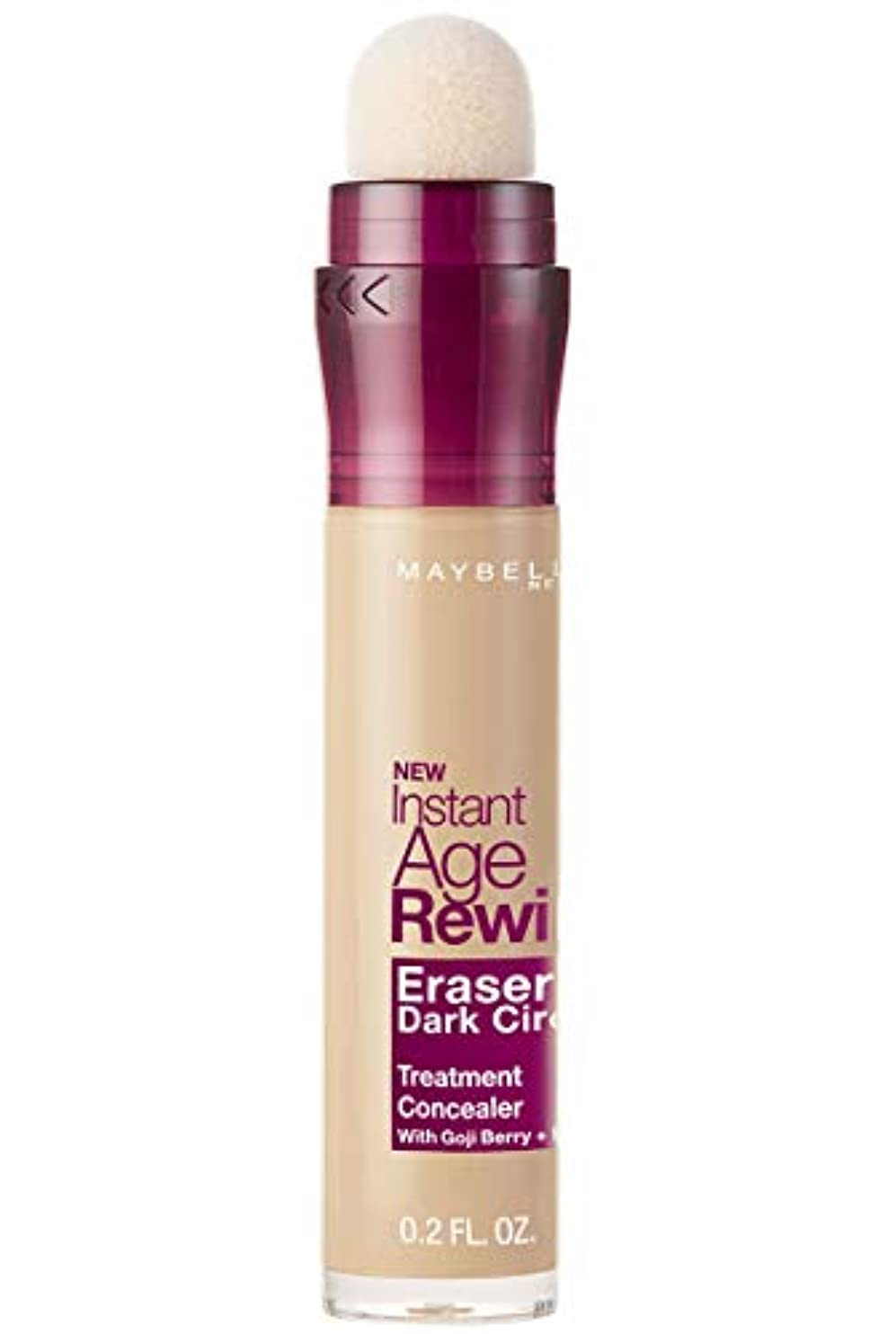 設計国籍投資Maybelline New York Instant Age Rewind Concealer, Light, 6g