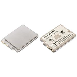 MyBattery HQ+ JVC BN-V507互換バッテリー【1000mAh】(お得な2個セット) MBH-BN-V507 Plus