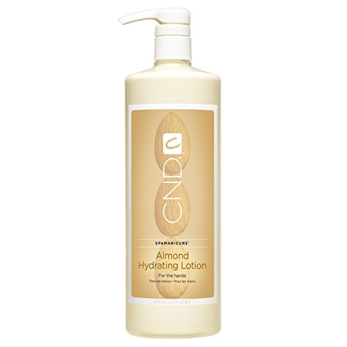 CND SpaManicure - Almond Hydrating Lotion - 33oz
