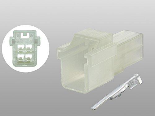 4P(090型)-SMHMオス端子側カプラーキットM090 4P090K-SMH...