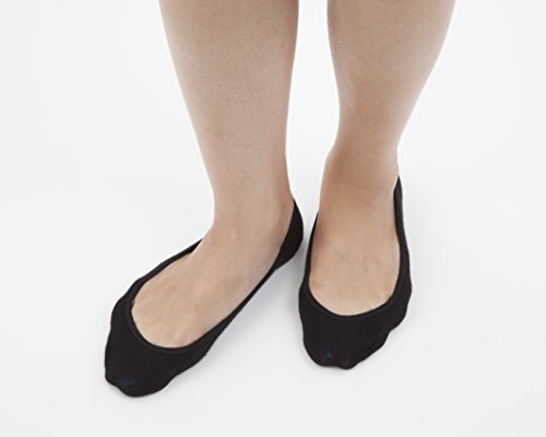 『桐灰化学 足の冷えない不思議なくつ下 足すっぽりインナーソックス 足冷え専用まるごとあったか 22-25cm浅履きタイプ 黒色 1足分(2個入)』の1枚目の画像