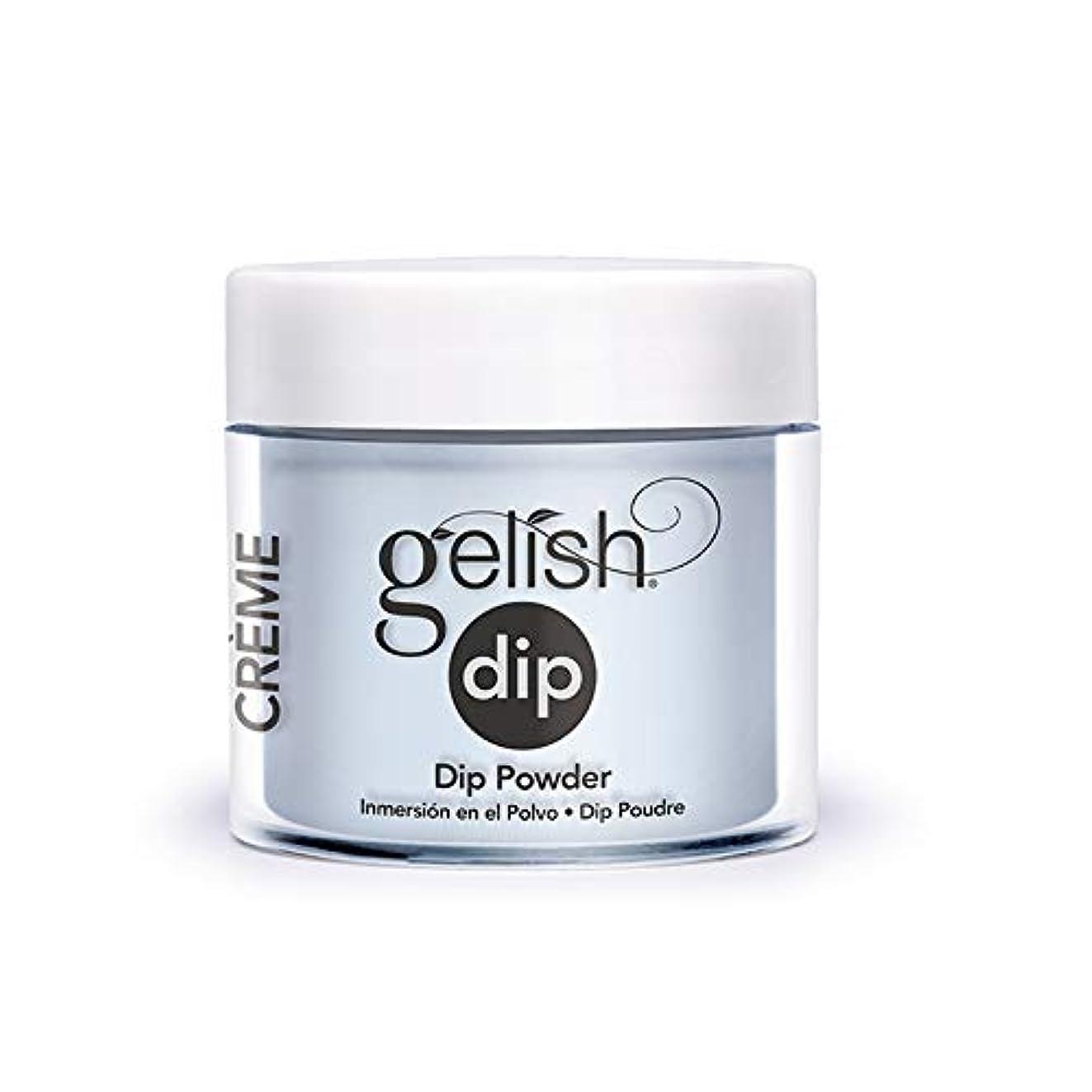 超高層ビル優先権コンテンポラリーHarmony Gelish - Acrylic Dip Powder - Water Baby - 23g / 0.8oz
