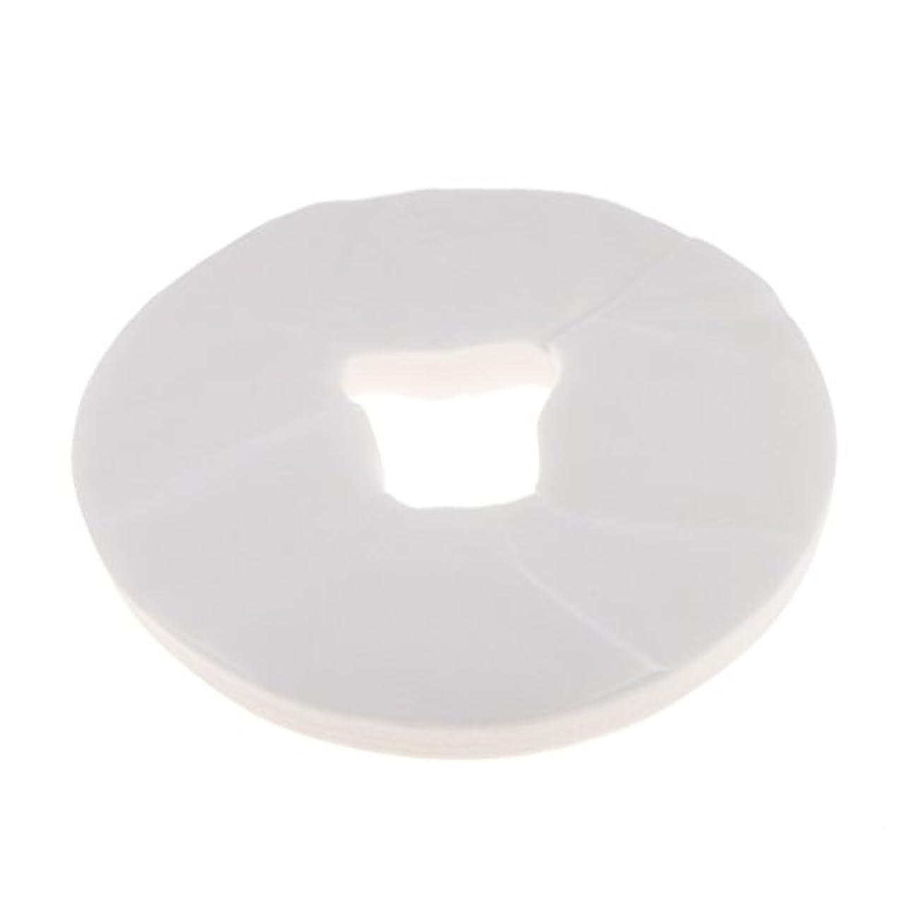 トランジスタ涙のホストマッサージ枕カバー シート マッサージテーブル 使い捨て フェイスクレードルカバー 衛生的