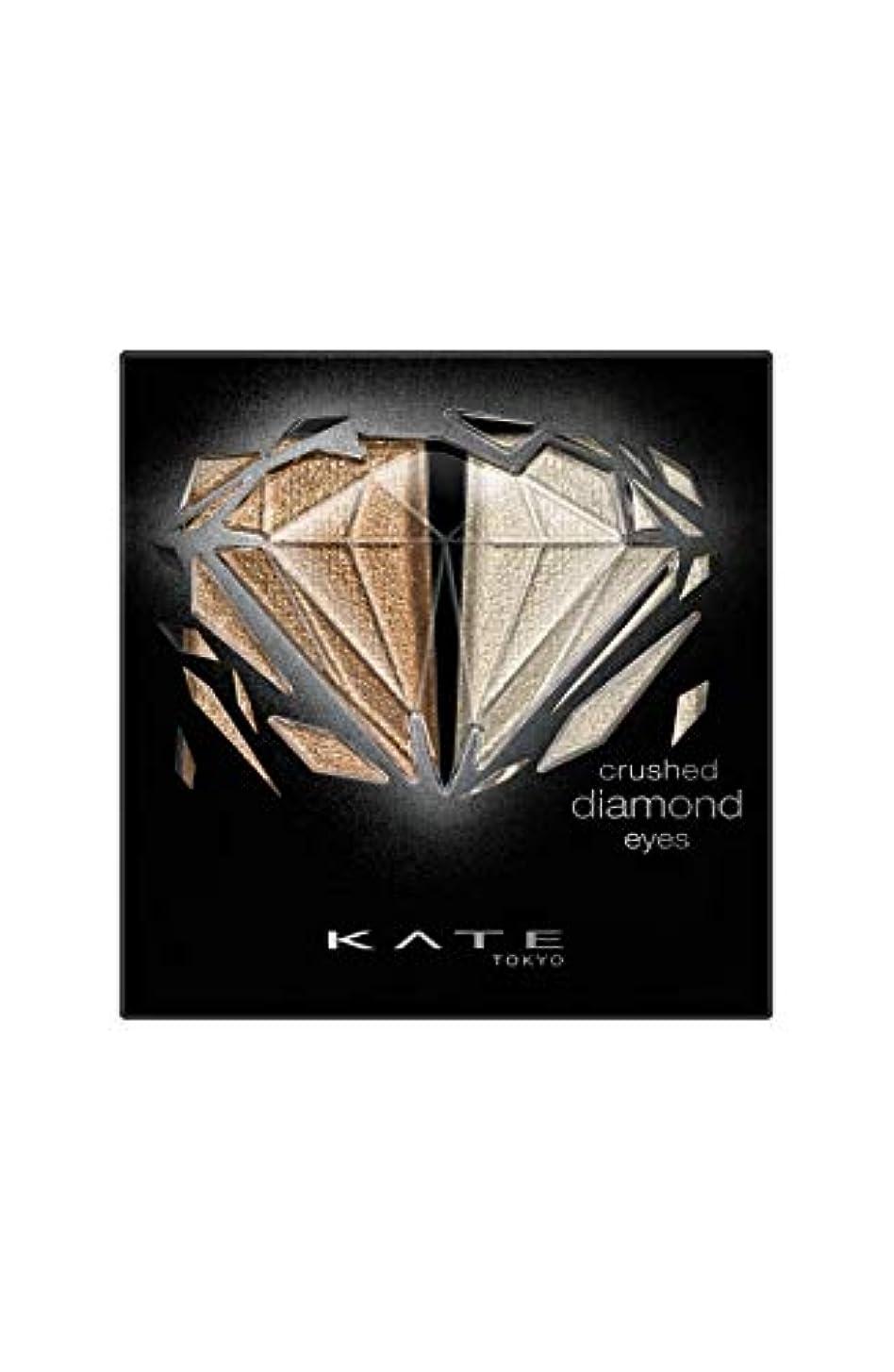 おばあさんラフト病KATE(ケイト) ケイト クラッシュダイヤモンドアイズ BR-1 アイシャドウ 2.2g