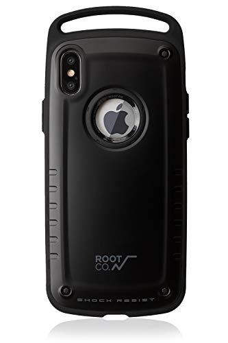 【ROOT CO.】iPhoneX iPhoneXS 耐衝撃...