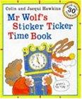 Mr.Wolf's Sticker Ticker Time Book