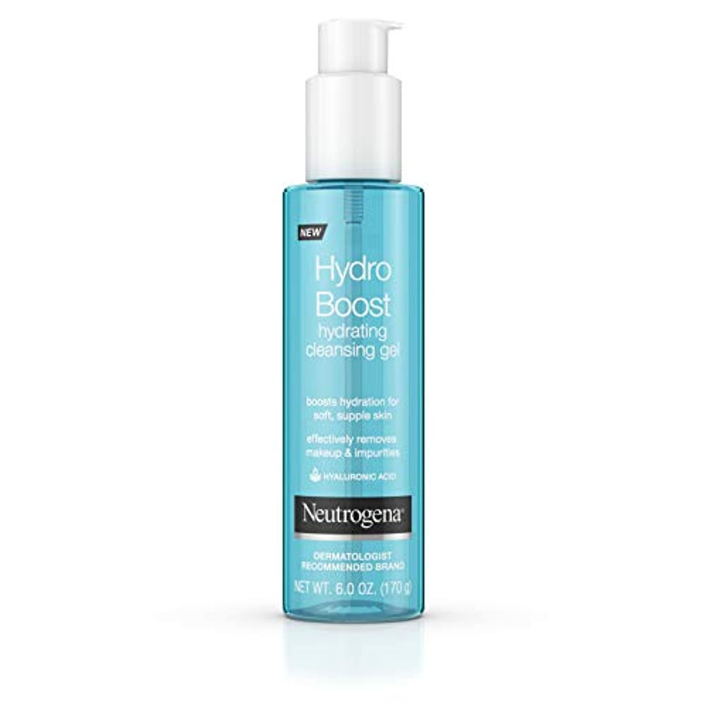 約法律裸Neutrogena Hydro Boost gel-cream、extra-dryスキン