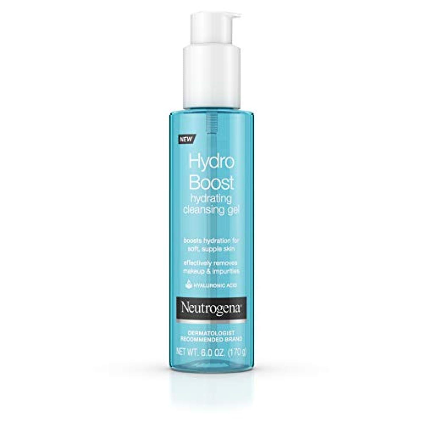 スキャン検索適応するNeutrogena Hydro Boost gel-cream、extra-dryスキン