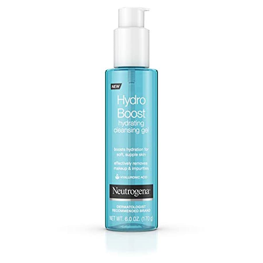 倍増慎重にマーベルNeutrogena Hydro Boost gel-cream、extra-dryスキン