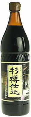 マルシマ マルシマ 杉樽仕込醤油(900mL)