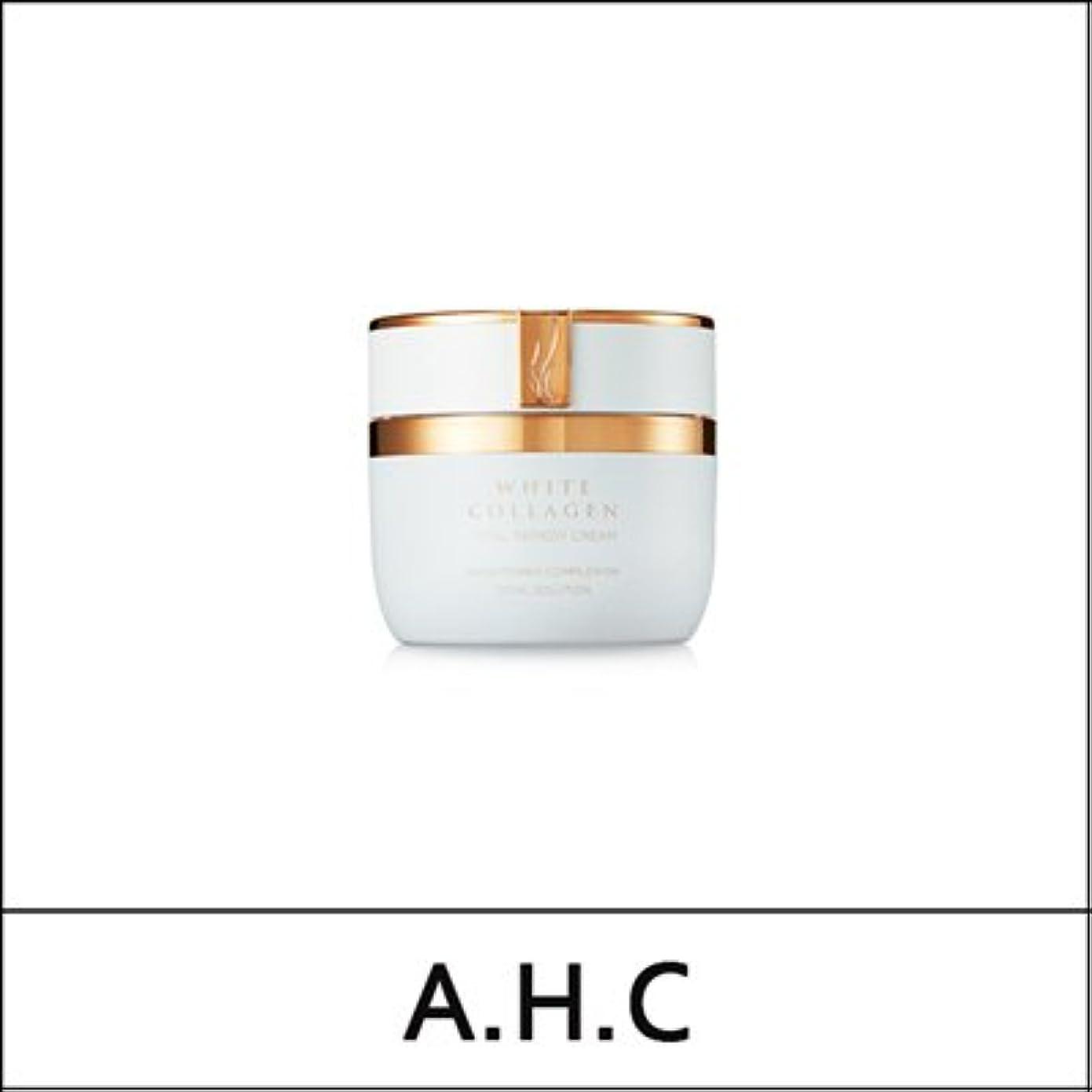 マウント幼児先例A.H.C (AHC) White Collagen Total Remedy Cream 50g/A.H.C ホワイト コラーゲン トータル レミディ クリーム 50g [並行輸入品]