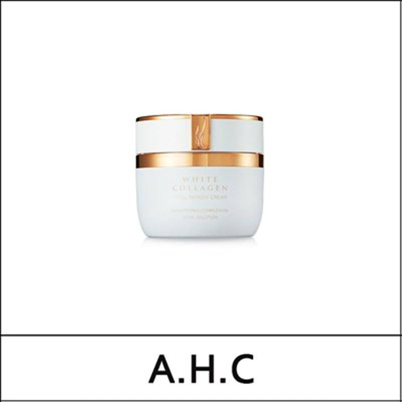 トリムベジタリアンささやきA.H.C (AHC) White Collagen Total Remedy Cream 50g/A.H.C ホワイト コラーゲン トータル レミディ クリーム 50g [並行輸入品]