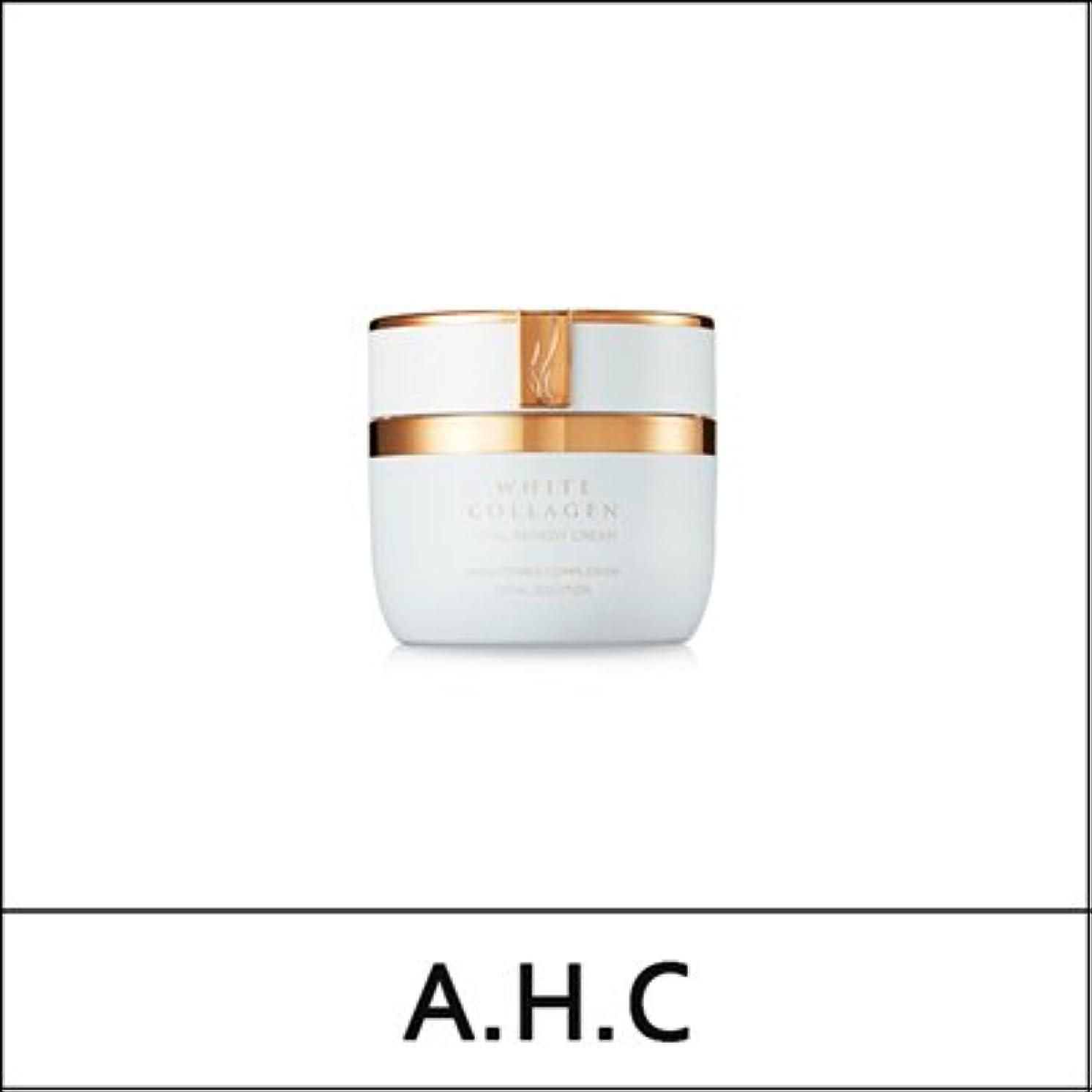 シンプトン実証するベックスA.H.C (AHC) White Collagen Total Remedy Cream 50g/A.H.C ホワイト コラーゲン トータル レミディ クリーム 50g [並行輸入品]