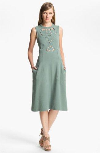 Cutout Detail Dress カルヴェン