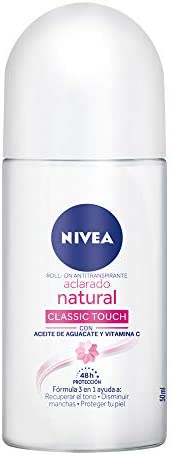Nivea Deo Roll-On Extra Whitening, 50 ml