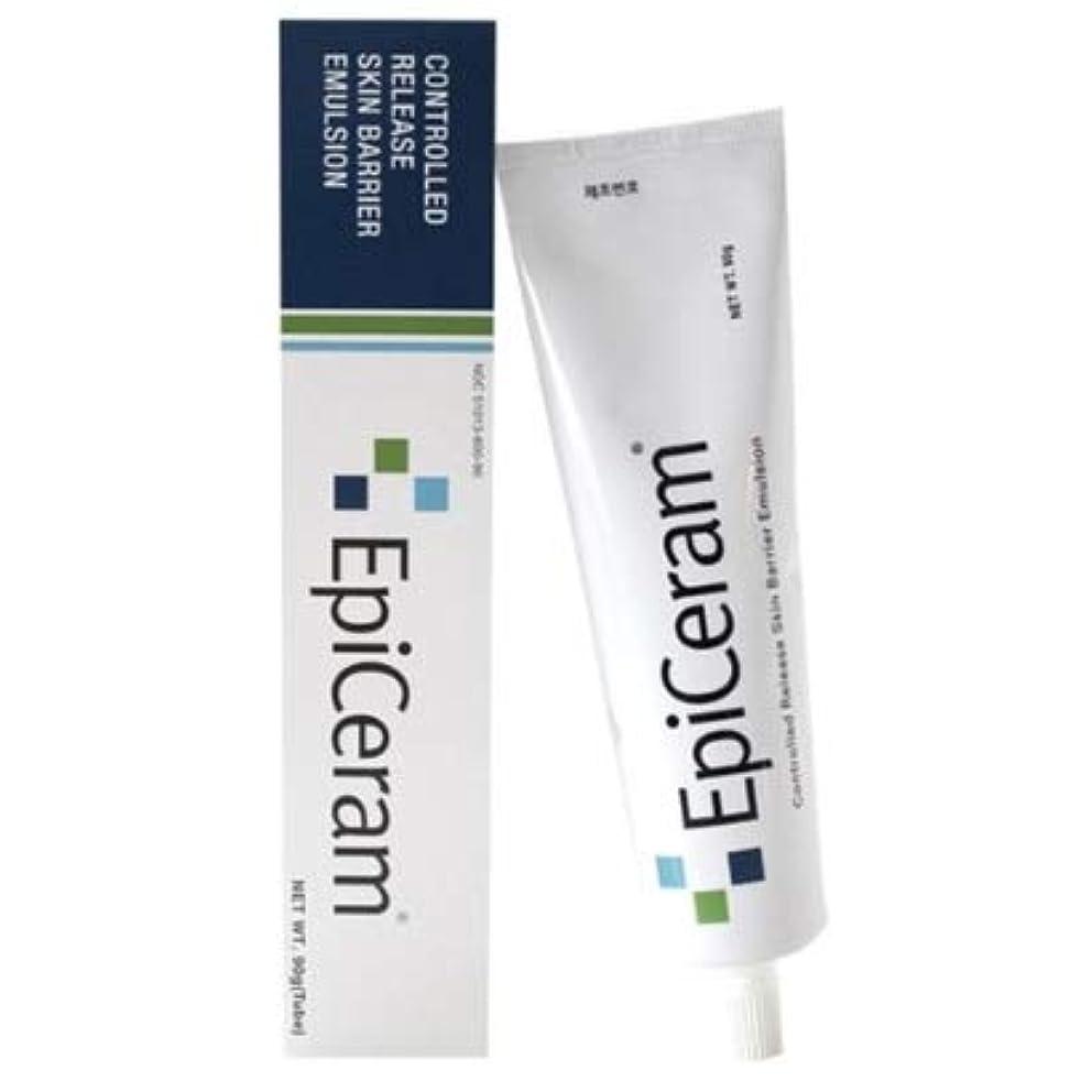 放射する頑丈皮[Epiceram]日本発売記念セール(1000円割)! [ 非ステロイド/安全なアトピー1次治療剤-米FDA承認 ] Epiceram エッピセラム 90g. Skin Barrier Emulsion. X Mask...