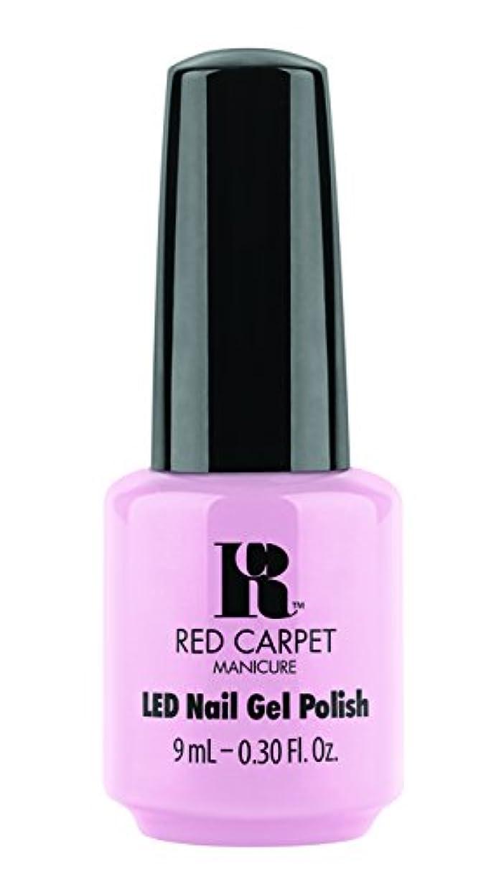 私たちの奇跡的な接地Red Carpet Manicure Gel Polish, Simply Adorable, 0.3 Fluid Ounce by Red Carpet