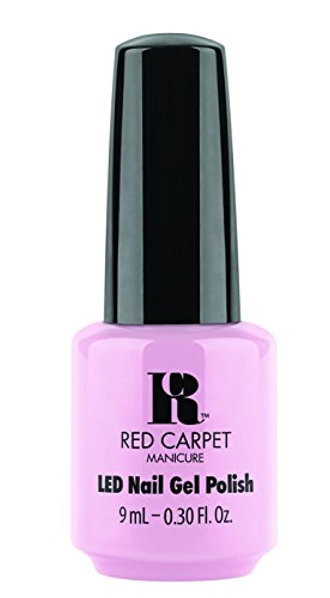 群衆材料入るRed Carpet Manicure Gel Polish, Simply Adorable, 0.3 Fluid Ounce by Red Carpet