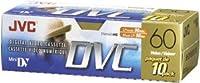 JVC mdv60du10MiniデジタルビデオCassette 10( PK )