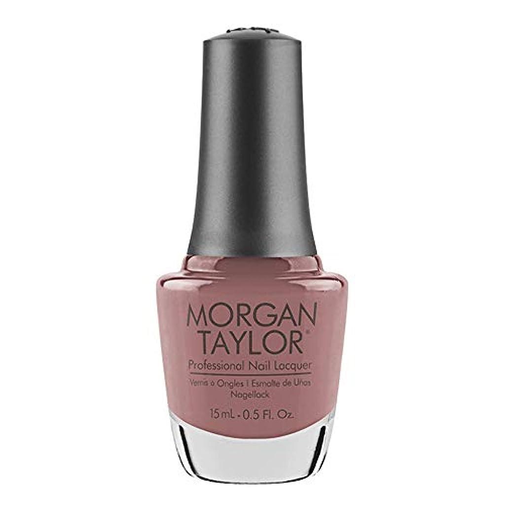 便宜固める昼食Morgan Taylor - Professional Nail Lacquer - Mauve Your Feet - 15 mL / 0.5oz