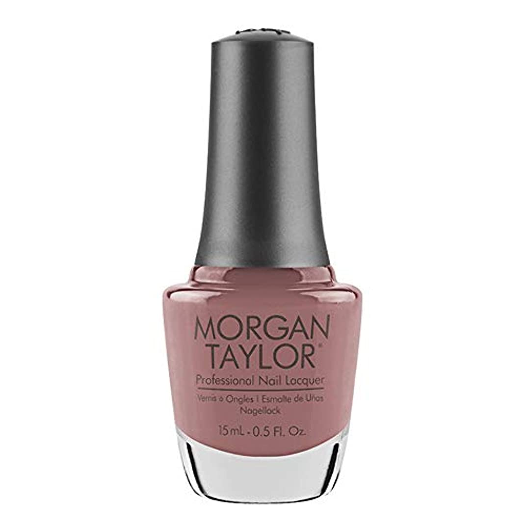 まともな静める損なうMorgan Taylor - Professional Nail Lacquer - Mauve Your Feet - 15 mL / 0.5oz